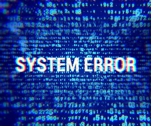 Software Management Error